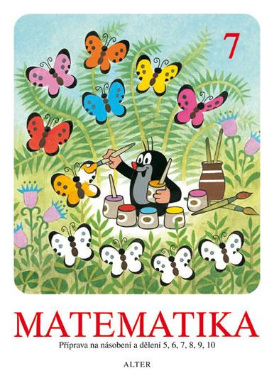 Matematika sešit 7 pro 2. ročník ZŠ - Kateřina Lovis, Miler Zdeněk,