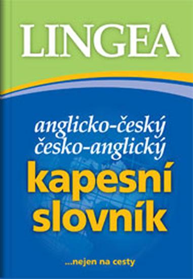 Anglicko-český, česko-anglický kapesní slovník...nejen na cesty - 5.vydání