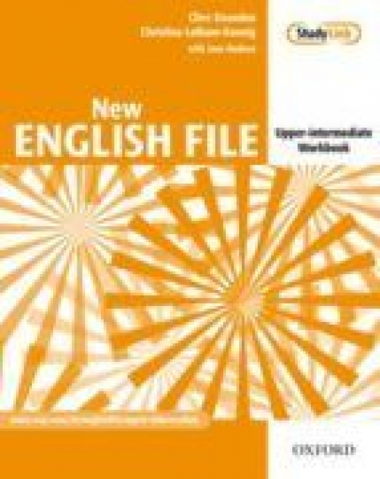 New English File Upper Intermediate Workbook - Christina, Clive Oxenden, Latham-Koenig