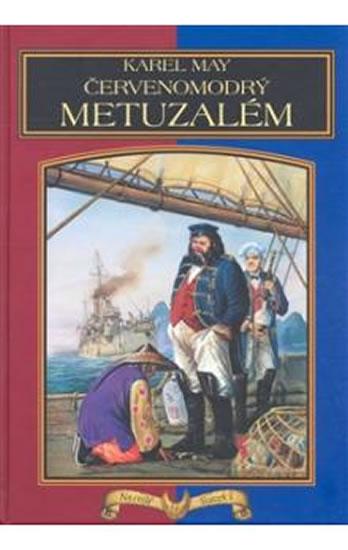 Červenomodrý Metuzalem - Karel May