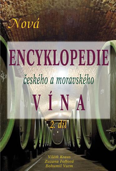 Nová encyklopedie českého a moravského vína - 2. díl