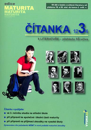 Čítanka k literatuře 3 - přehledu učiva - Drahuše Mgr. Mašková
