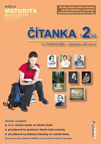 Čítanka k literatuře 2 - přehled SŠ učiva - Markéta Kostková