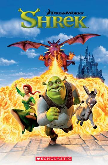 Popcorn ELT Readers 1: Shrek 1 with CD - Annie Hughes