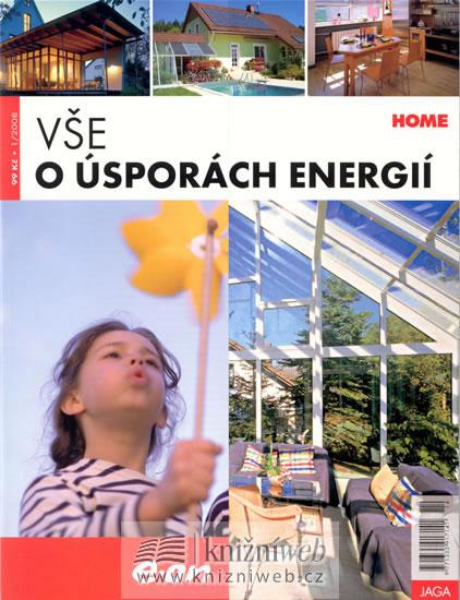 Vše o úsporách energií