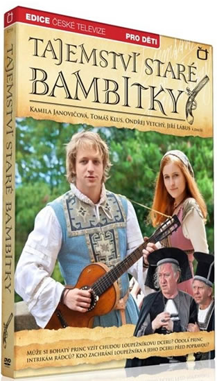 Tajemství staré bambitky - 1 DVD