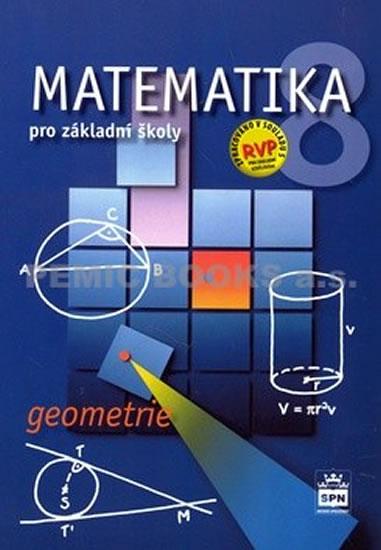 Matematika 8 pro základní školy - Geometrie - Zdeněk Půlpán