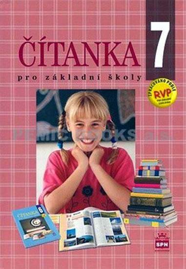 Čítanka 7 pro základní školy - Josef Soukal
