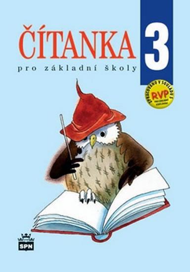 Čítanka 3 pro základní školy - Ježková A. Čeňková J.,