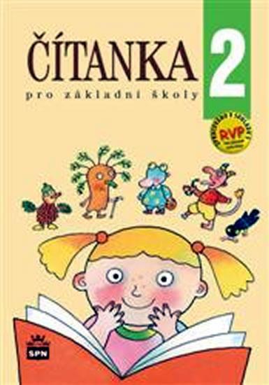 Čítanka 2 pro základní školy - Ježková A. Čeňková J.,
