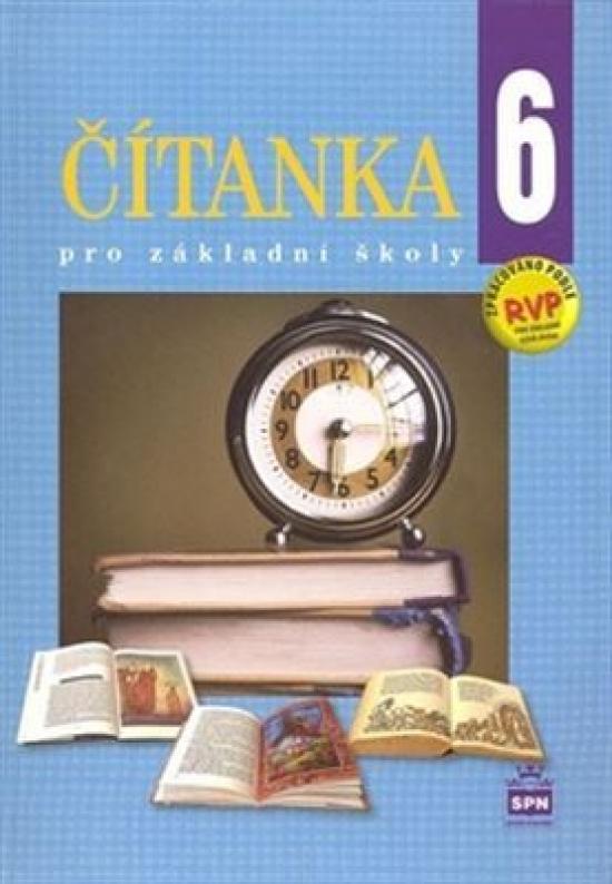 Čítanka 6 pro základní školy - Josef Soukal
