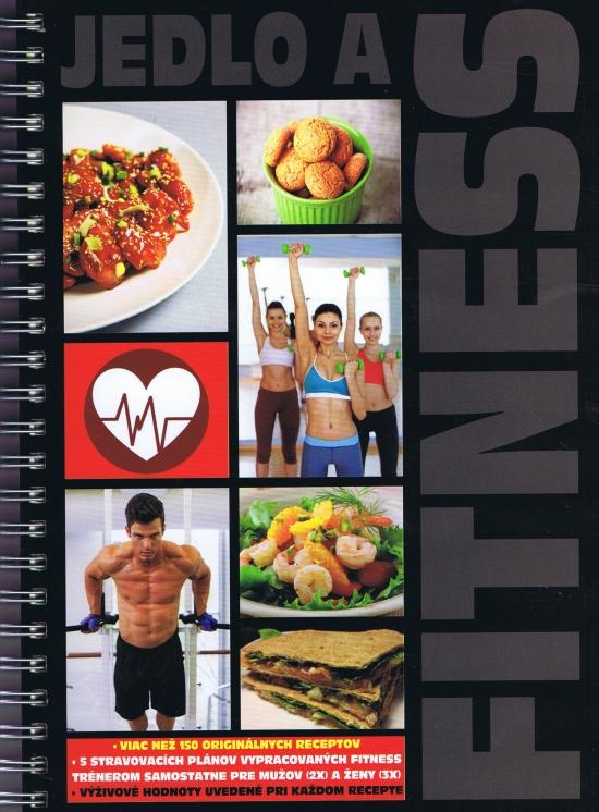 Jedlo a fitness - Boris Kováč