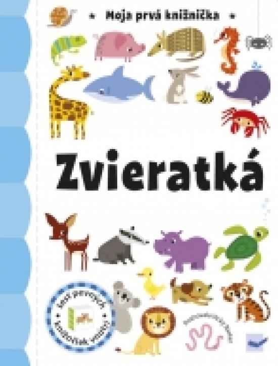 Zvieratká – moja prvá knižnička