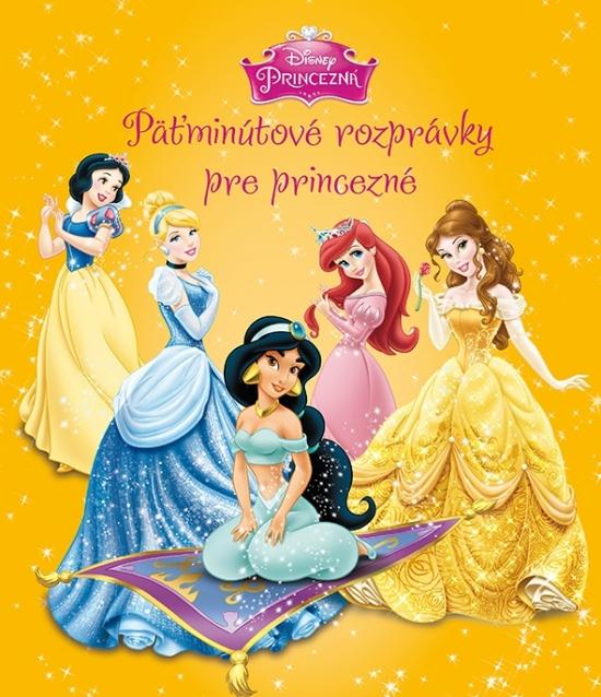 Päťminútové rozprávky pre princezné 2