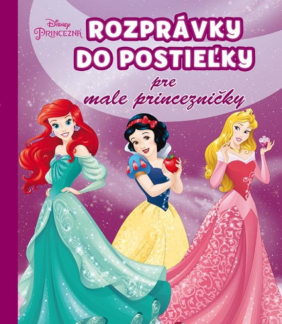Rozprávky do postieľky pre malé princezničky
