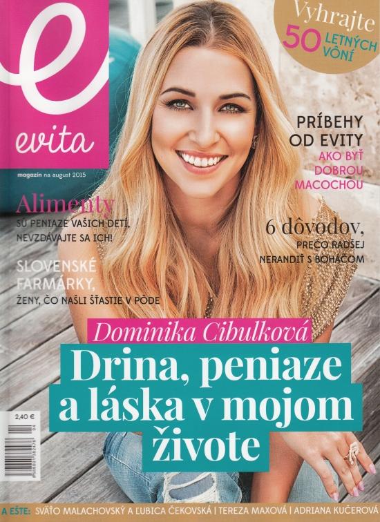 Evita magazín 08/2015