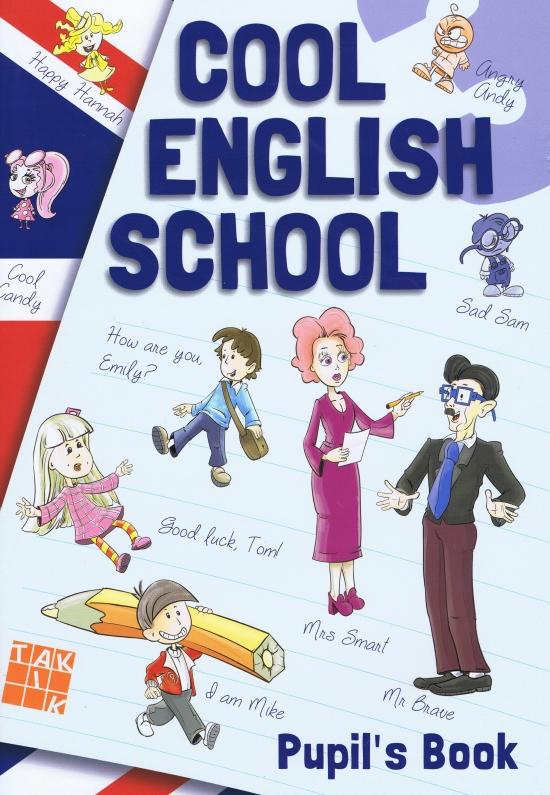 Cool english school 3 - učebnica
