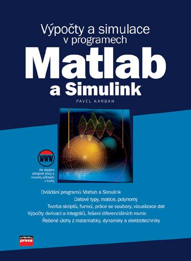 Výpočty a simulace v programech Matlab a Simulink - Pavel Karban