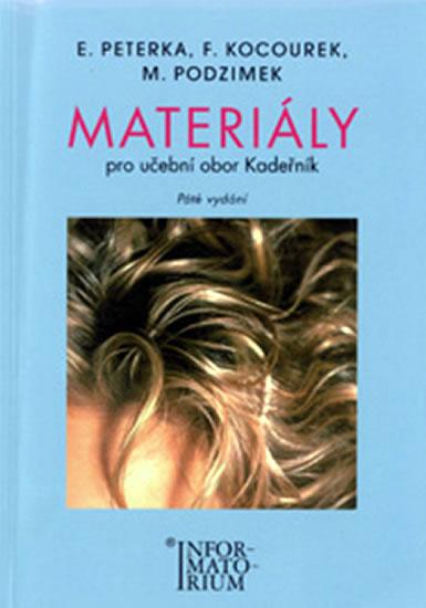 Materiály pro učební obor Kadeřník - 5. vydání