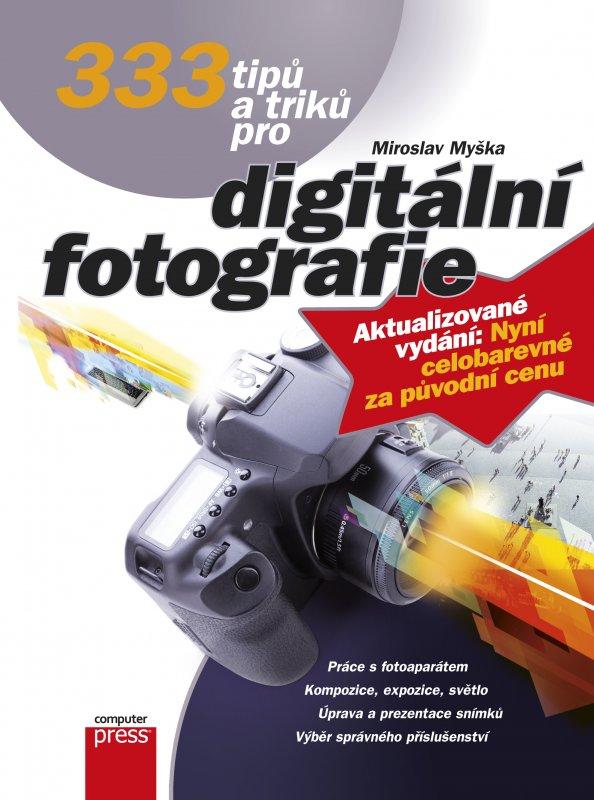 333 tipů a triků pro digitální fotografie