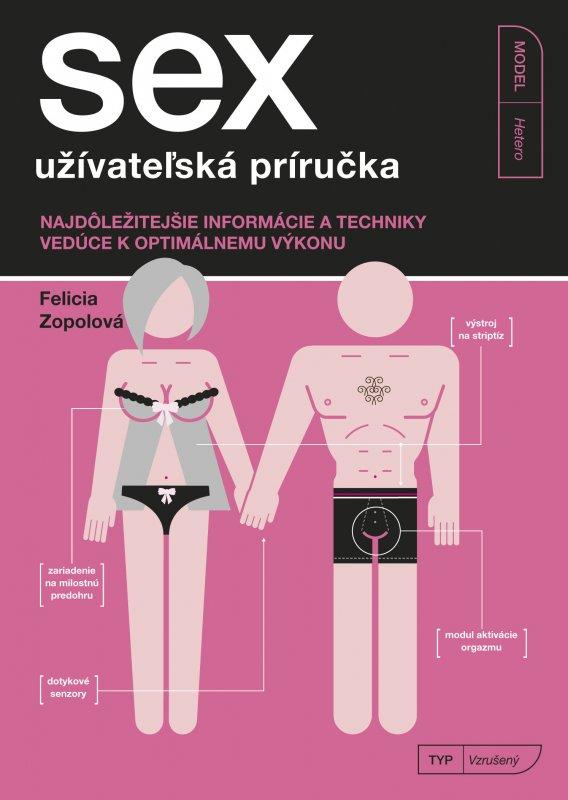 Sex - užívateľská príručka - Felicia Zopol