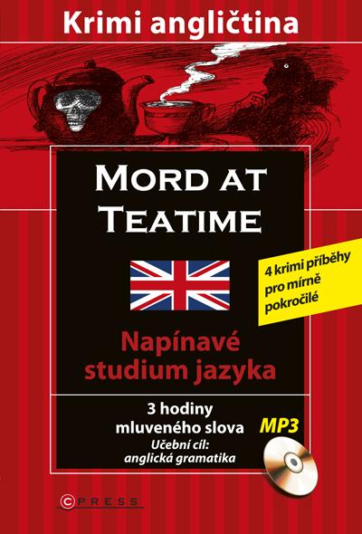 Mord at Teatime - Alison Romer, Oliver Astley, Barry Hamil