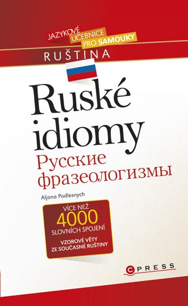 Ruské idiomy - Aljona Podlesnych