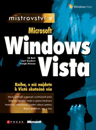 Mistrovství v Microsoft Windows Vista - Craig Stinson a kolektív