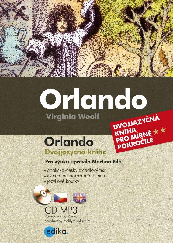 Orlando - Virginia Woolfová