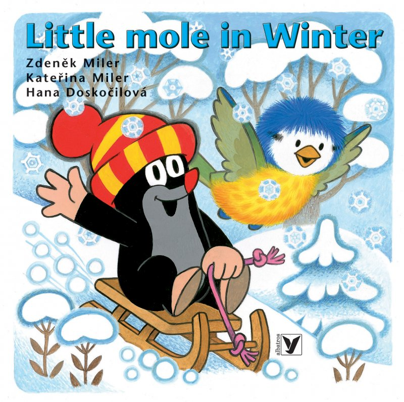 Little Mole in Winter - Zdeněk Miler a kolektív