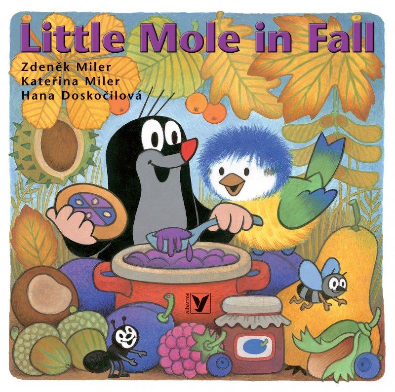 Little Mole in Fall - Zdeněk Miler a kolektív