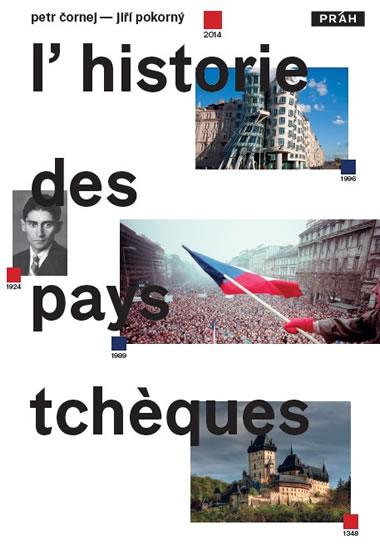 Stručné dějiny českých zemí / L´Histoire des pays Tschéques - Pokorný Jiří Čornej Petr,