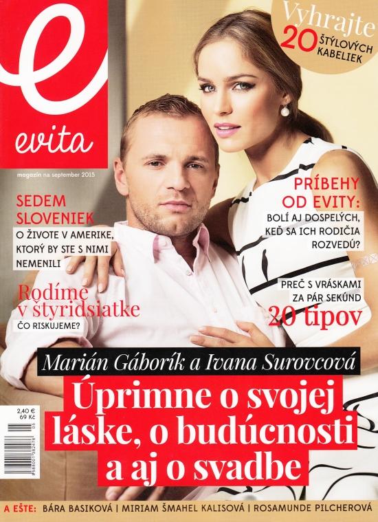 Evita magazín 09/2015