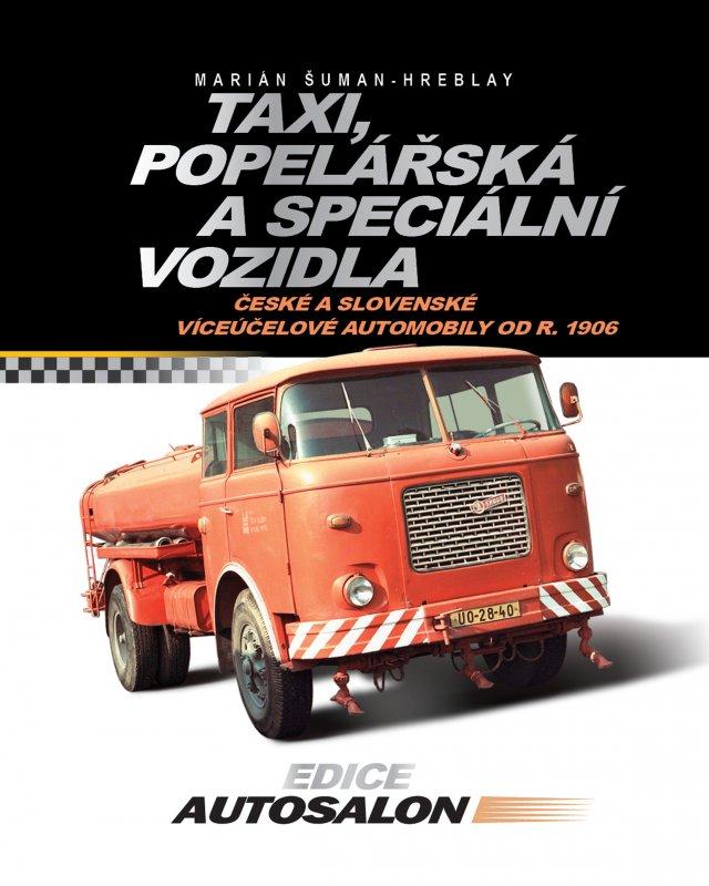 Taxi, popelářská a speciální vozidla