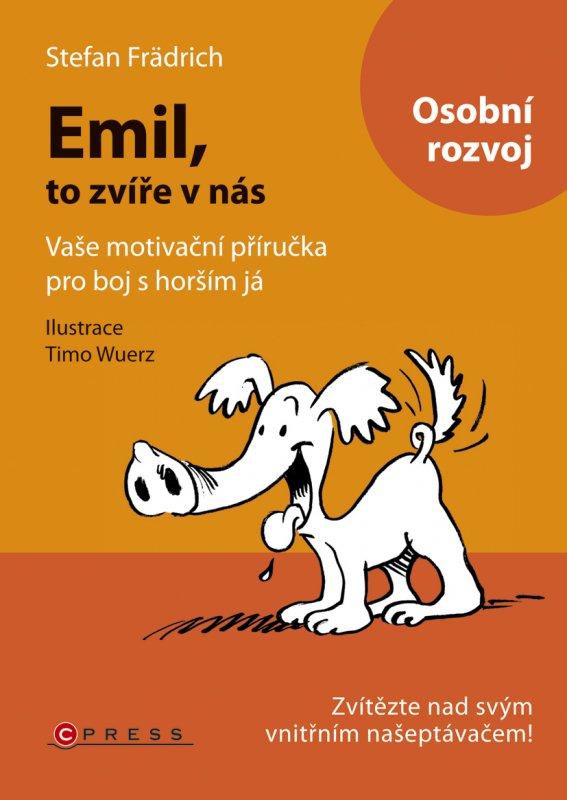 Emil, to zvíře v nás - Stefan Frädrich