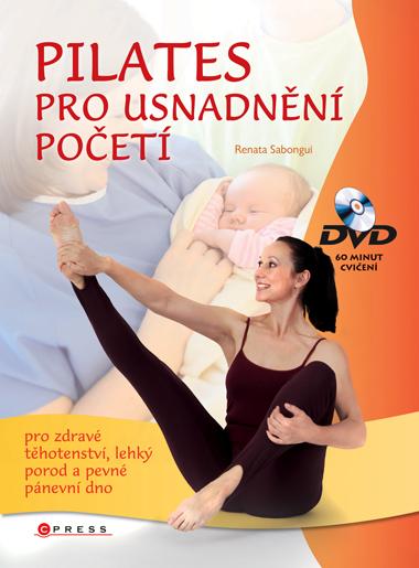 Pilates pro usnadnění početí + DVD - Renata Sabongui