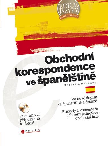 Obchodní korespondence ve španělštině - Kornélia Machová