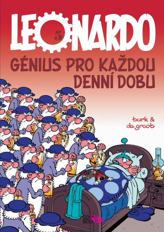 Leonardo 5 - Génius pro každou příležitost - Turk, Bob de Groot
