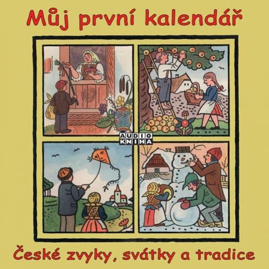 Můj první kalendář - CDmp3
