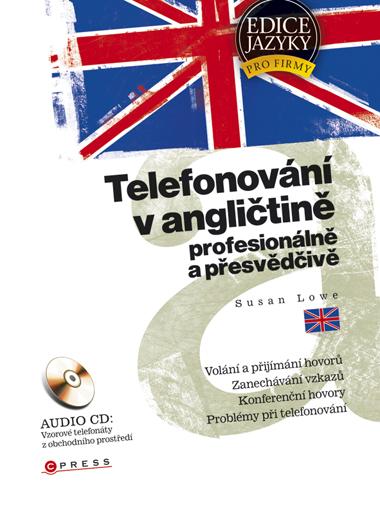 Telefonování v angličtině - Susan Lowe