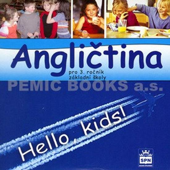 Angličtina pro 3.ročník základní školy - CD - Marie Zahálková