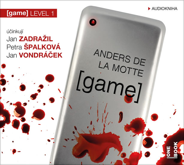 Game - CDmp3 - Anders de la Motte