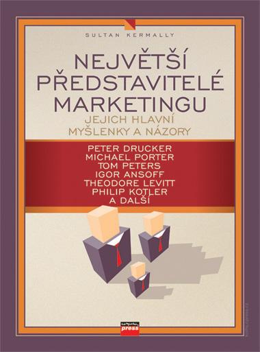 Největší představitelé marketingu - Sultan Kermally