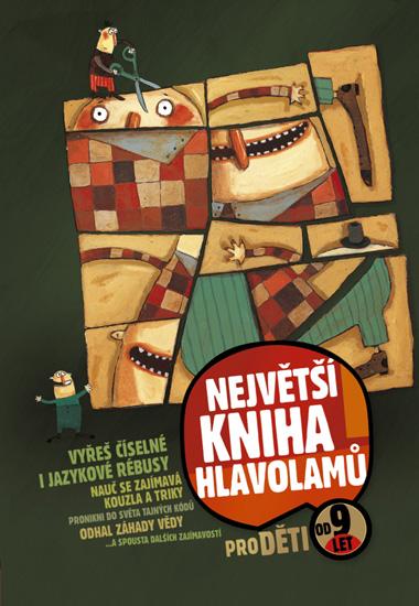 Největší kniha hlavolamů - Francois Aulas