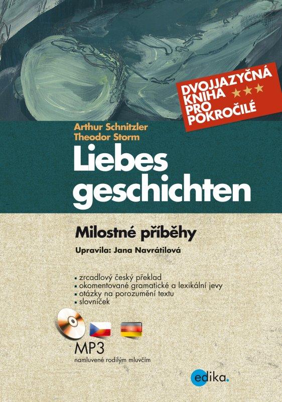 Milostné příběhy. Liebesgeschichten - Jana Navrátilová a kolektív