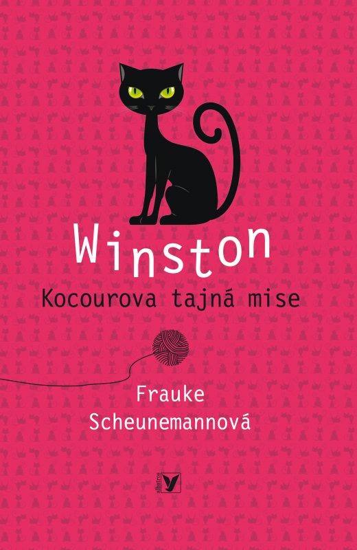 Winston: Kocour na tajné výpravě - Frauke Scheunemannová