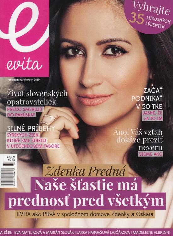 Evita magazín 10/2015