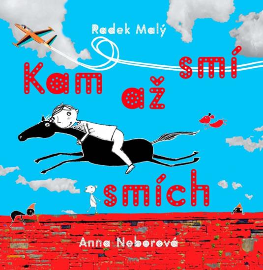 Kam až smí smích - 2.vydání - Radek Malý