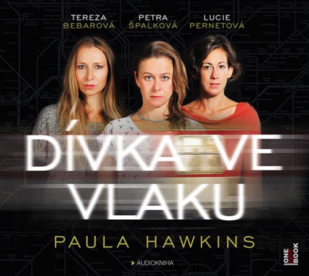 Dívka ve vlaku - CDmp3 - Paula Hawkinsová