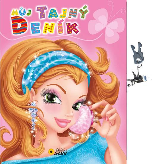 Můj tajný deník - zábavné čtení pro holky